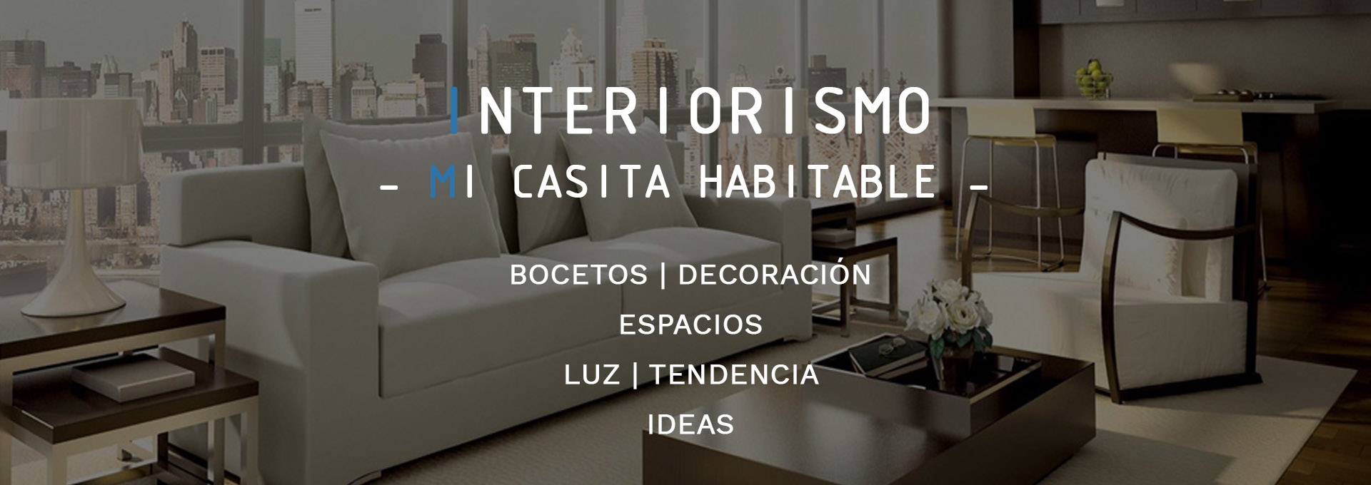 Interiorismo en Madrid